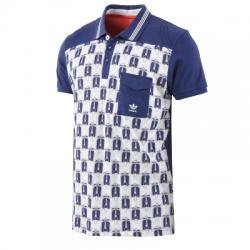 Adidas Vespa Polo Yaka Erkek Tişört