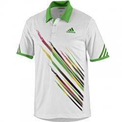 Adidas AdiZero Theme Polo Yaka Erkek Tişört