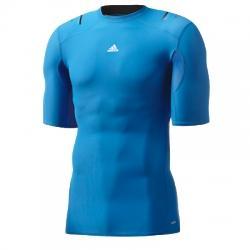 Adidas Tech-Fit Pw Ss Tee Erkek Tişört