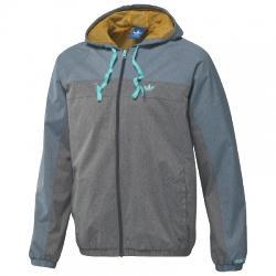 adidas As Pro Wind Kapüşonlu Erkek Ceket