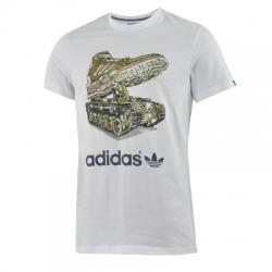 Adidas Graphic Artillery Tee Erkek Tişört