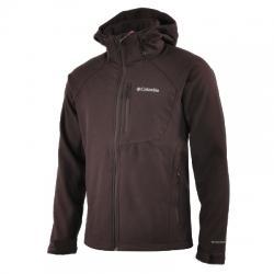 Columbia Cascade Ridge II Softshell Erkek Kapüşonlu Ceket