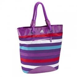 Beach Striped Shopper Bayan Çanta