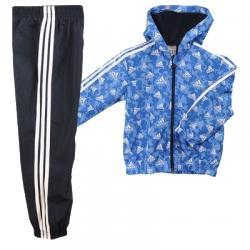 adidas  Aop Woven Suit Bebek Eşofman Takımı