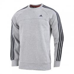 adidas Essentials 3S Crew Erkek Sweat Shirt