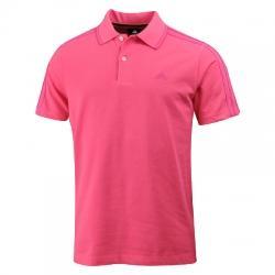 Adidas Essentials 3S Polo Yaka Erkek Tişört