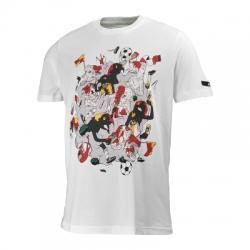 Adidas Robbies Eng-Ger Erkek Tişört