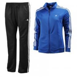 adidas Essentials 3S Knit Suit Bayan Eşofman Takımı