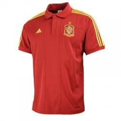 Adidas İspanya Milli Takımı Polo Yaka Erkek Tişört