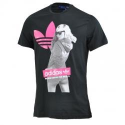 Adidas Graphic Tee Erkek Tişört