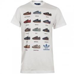 Adidas Graphic 14 Sneaker Tee Erkek Tişört