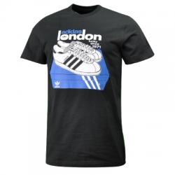 Adidas Graphic London Tee Erkek Tişört