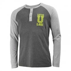 adidas Collegiate L8R Henley Erkek Sweat Shirt