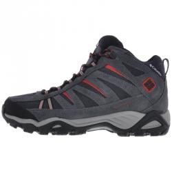 Columbia North Plains Mid Leather Waterproof Bot
