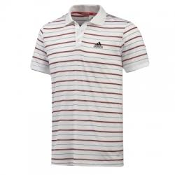 Adidas Ts Stripe Polo Yaka Erkek Tişört