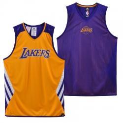 adidas Los Angeles Lakers Çift Taraflı Çocuk Forma