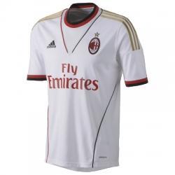 adidas A.C Milan 2013-2014 Sezonu Dış Saha Forma
