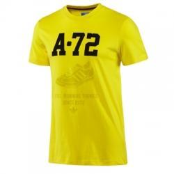 Adidas 72 Running Tee Erkek Tişört