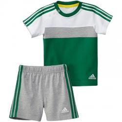 adidas 3S Sum Set Çocuk Tişört-Şort Takım