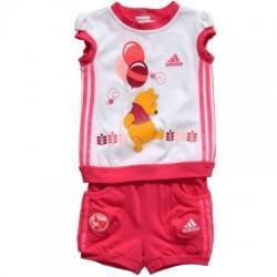 adidas Dy Wtp Gi Set Çocuk Tişört Şort Takım