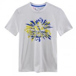 adidas Youth Boys Fast Graphic Log Çocuk Tişört