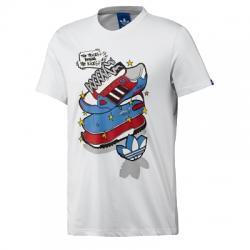 adidas Sneaker Erkek Tişört