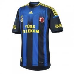 adidas Fenerbahçe 2012-2013 Gölge Kanarya Maç Forması
